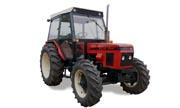 Zetor 7245 tractor photo