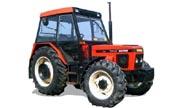 Zetor 7340 tractor photo