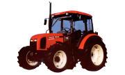 Zetor 7341 tractor photo