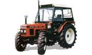 Zetor 7711 tractor photo