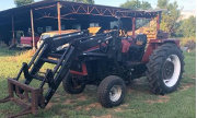 Zetor 8111 tractor photo