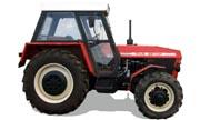 Zetor 8145 tractor photo