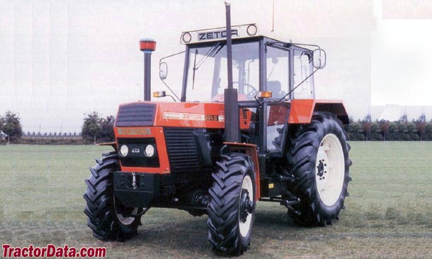 Tractordata Com Zetor 8245 Tractor Photos Information