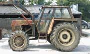 Zetor 10045 tractor photo