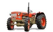 Zetor 5545 tractor photo