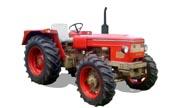 Zetor 6745 tractor photo
