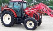 Zetor 10741 tractor photo