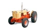 J.I. Case 300-B tractor photo
