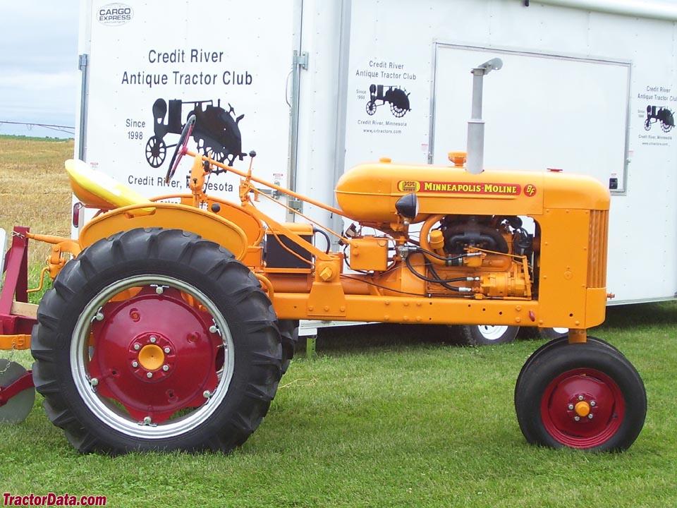 Minneapolis Moline Engine Parts : Tractordata minneapolis moline bf tractor photos