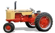 J.I. Case 641 tractor photo
