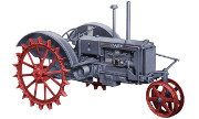 J.I. Case CC tractor photo