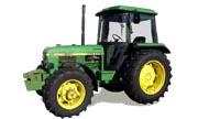John Deere 2140 tractor photo