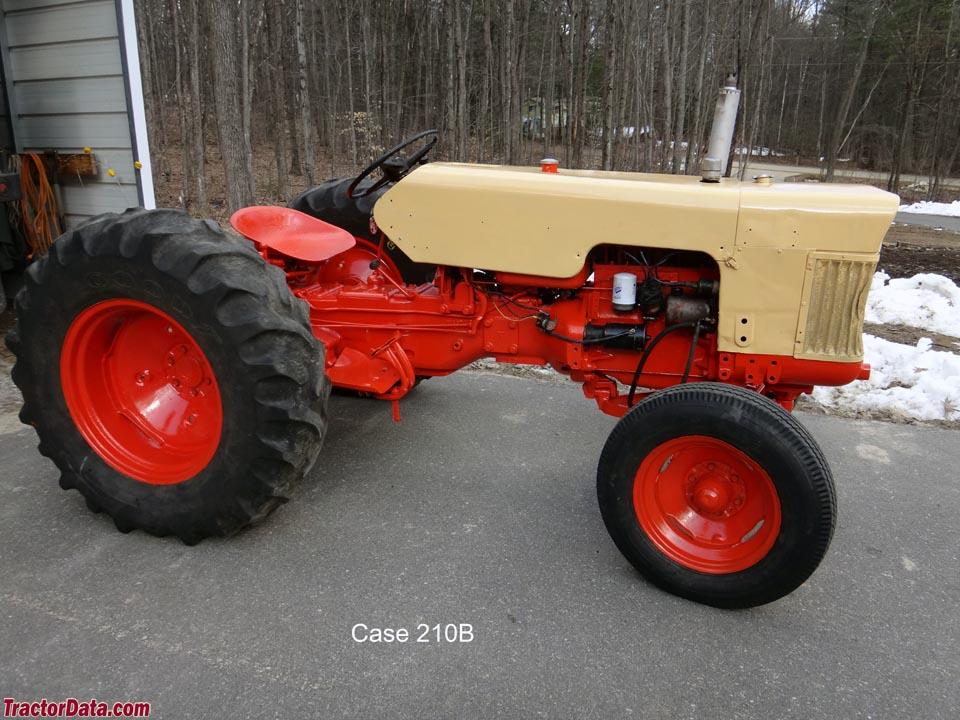 J.I. Case 210-B