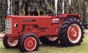 Mahindra 450 tractor photo