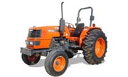 Kubota M5700 tractor photo