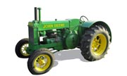 John Deere AR tractor photo