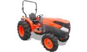 Kubota L3940 tractor photo