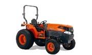 Kubota L5040 tractor photo