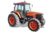Kubota M95S tractor photo