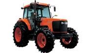 Kubota M105S tractor photo