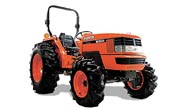Kubota MX5000 tractor photo