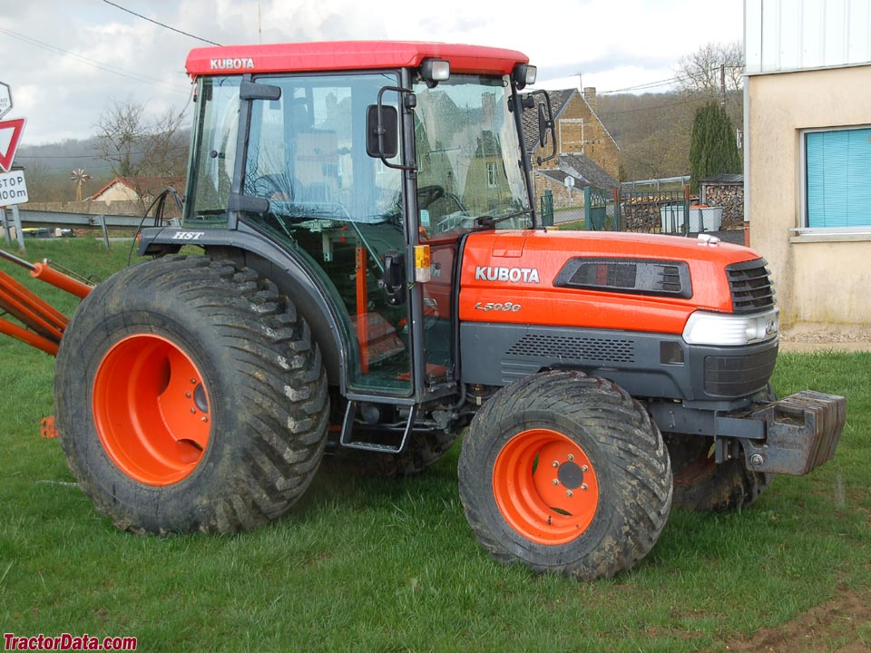 Kubota Mower Accessories : Kubota tractor attachments autos post