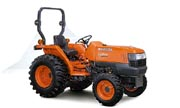 Kubota L2800 tractor photo