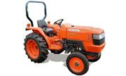 Kubota L3400 tractor photo