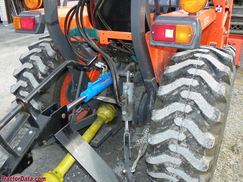 Tractordata Com Kubota L3400 Tractor Photos Information