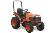 Kubota B7410 tractor photo