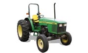 John Deere 5410 tractor photo