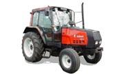 Valmet 6100 tractor photo