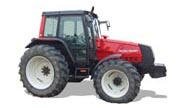 Valmet 6650 tractor photo