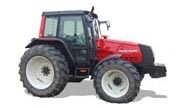 Valmet 6850 tractor photo