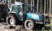 Valmet 6600 tractor photo