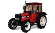 Valmet 455 tractor photo