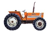 Fiat 780 tractor photo