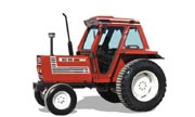 Fiat 60-90 tractor photo