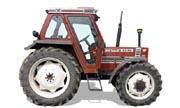 Fiat 85-90 tractor photo