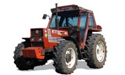 Fiat 90-90 tractor photo