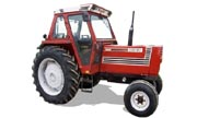 Fiat 110-90 tractor photo