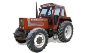 Fiat 130-90 tractor photo