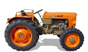 Fiat 441R tractor photo