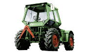 Deutz-Fahr Intrac 2005 tractor photo