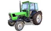 Deutz-Fahr 7207 tractor photo