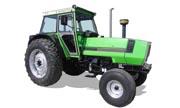 Deutz-Fahr DX 140 tractor photo