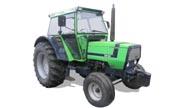 Deutz-Fahr DX 80 tractor photo