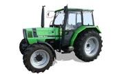 Deutz-Fahr DX 3.60 tractor photo