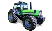 Deutz-Fahr DX 7.10 tractor photo