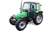 Deutz-Fahr AgroXtra 4.07 tractor photo